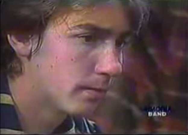 Caíto (Flávio Guarnieri) em ?Os Adolescentes? (1981-1982