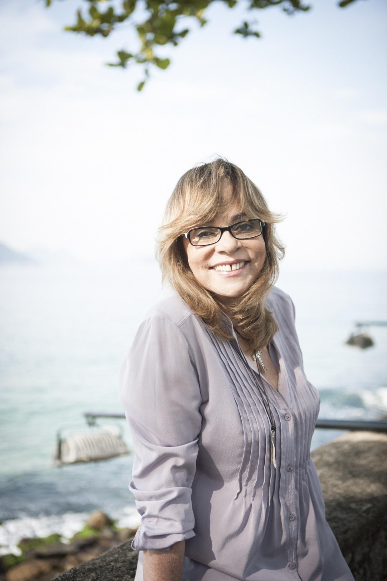 Glória Perez, autora de