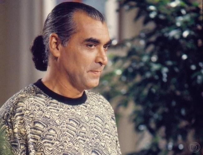 Laio (Perry Salles) em ?Mandala? (1987-1988)
