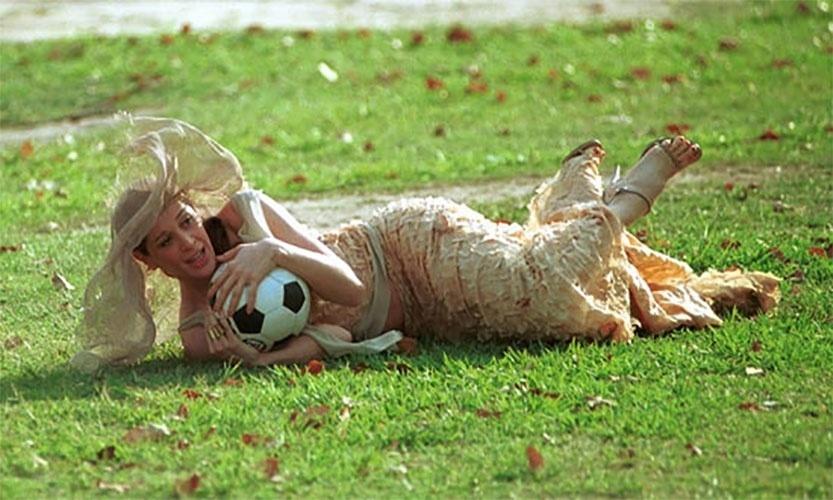 Ramona (Cláudia Raia) em ?As Filhas da Mãe? (2001