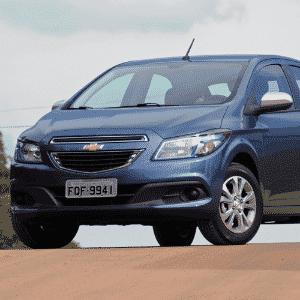 Chevrolet Onix - Arte UOL Carros