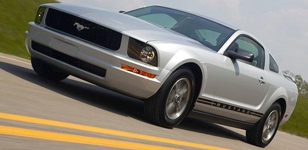 Chamado engloba unidades do Mustang e do GT, fabricadas entre 2005 e 2008 - Divulgação