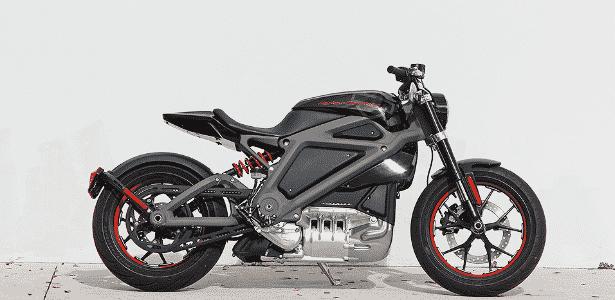 Harley-Davidson Livewire - Arthur Caldeira/Infomoto - Arthur Caldeira/Infomoto