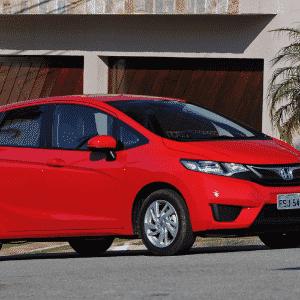 Honda Fit - Arte UOL Carros