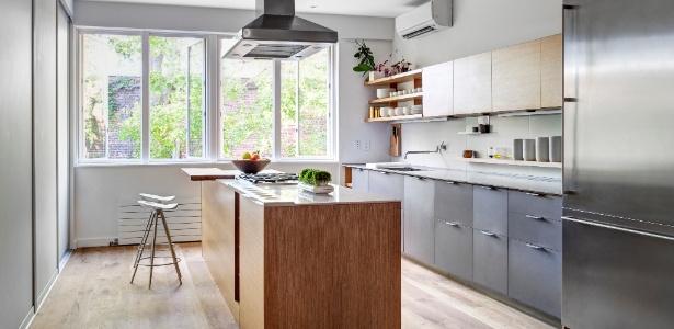 """Cozinha comprada por """"bagatela"""" torna-se o ponto de partida para a reforma da casa - Bruce Buck/ The New York Times"""