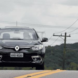 Renault Fluence 2015 - Murilo Góes/UOL