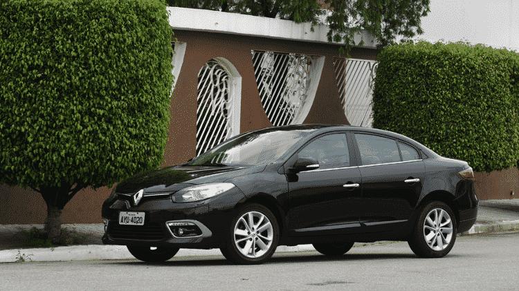 Renault Fluence - Murilo Góes/UOL - Murilo Góes/UOL