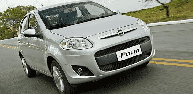Fiat palio Essence 1.6 - Divulgação - Divulgação