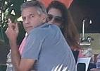 George Clooney é flagrado em Cabo de San Lucas com a mulher - Grosby Group