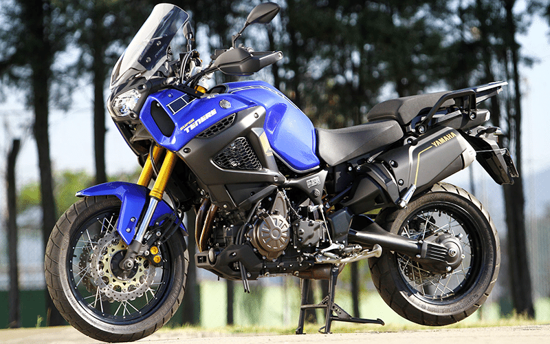 Yamaha Super Ténéré XT 1200Z