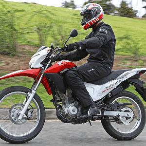 Honda Bros 160 - Divulgação