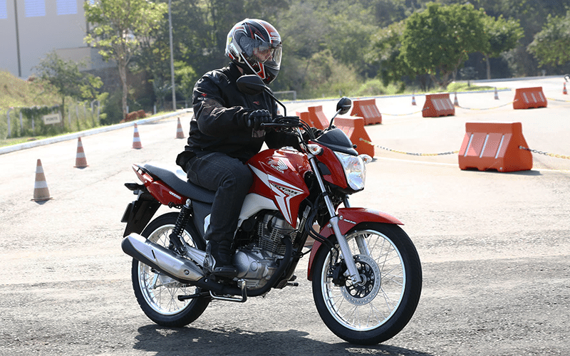 Honda CG 150 CombiBreak