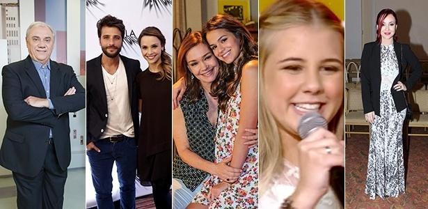 Internautas do UOL elegem os melhores da TV em 2014; veja os vencedores
