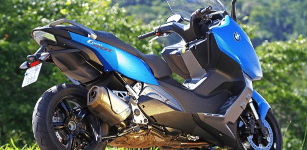 C 600 Sport: scooter premium da BMW tem problema no sistema de freios - Mario Villaescusa/Infomoto