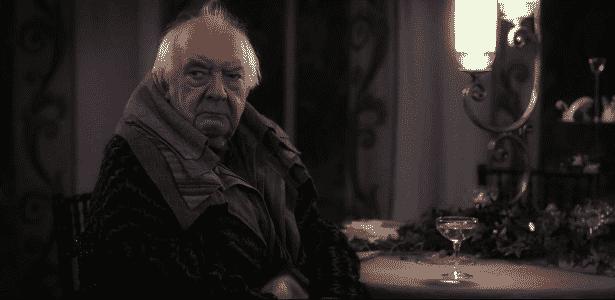"""David Ryall no filme """"Harry Potter e As Relíquias da Morte: Parte 1"""" - Reprodução"""