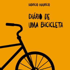 """Capa de """"Diário de uma Bicicleta"""" - Divulgação"""