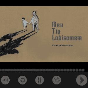"""Livro """"Meu Tio Lobisomen - Uma história verídica"""" - Divulgação"""