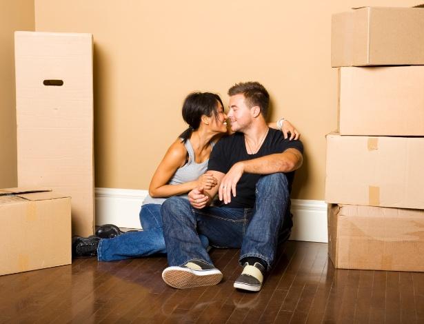 Morar junto já é um casamento, mas sem assinar papéis - Getty Images