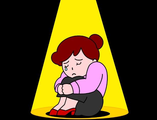 O que você faz quando vê um colega chorando? Responda no campo de comentários - Getty Images