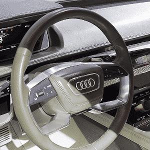 Audi Prologue Concept - Steve Marcus/Reuters