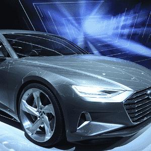 Audi Prologue Concept - EFE/Britta Pedersen