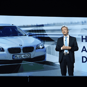 BMW Connected Drive - Ethan Miller/Getty Images/AFP
