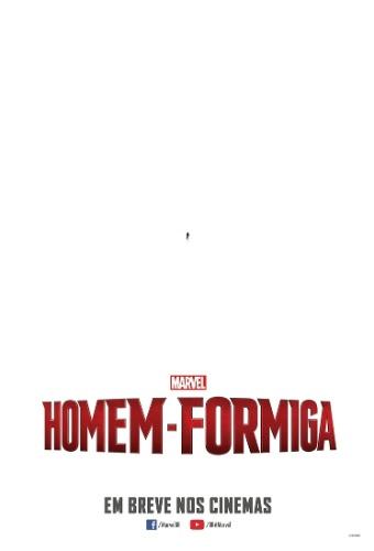"""Cartaz do filme """"Homem-Formiga"""""""