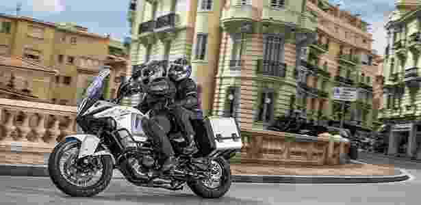 KTM 1290 Super Adventure tem projeto convidativo para longas viagens - Divulgação - Divulgação
