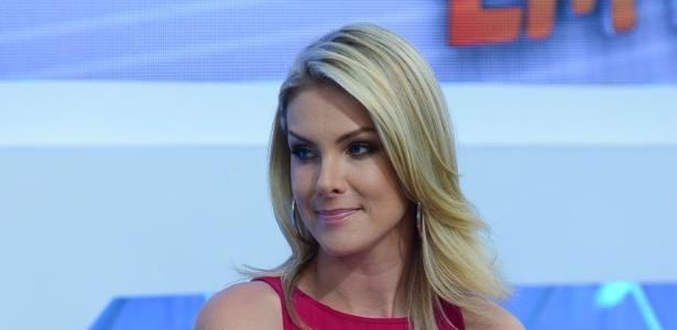 A apresentadora Ana Hickmann, que sofreu uma tentativa de homicídio no último sábado (21) - Francisco Cepeda/AGNews