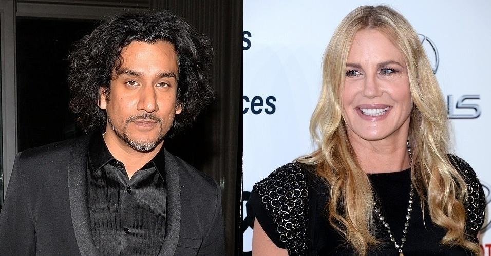 """Naveen Andrews e Daryl Hannah estão no elenco da série """"Sense8"""""""