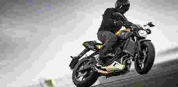 Se seguir as características de sua família, a Yamaha MT-07 será muito divertida de pilotar - Divulgação - Divulgação