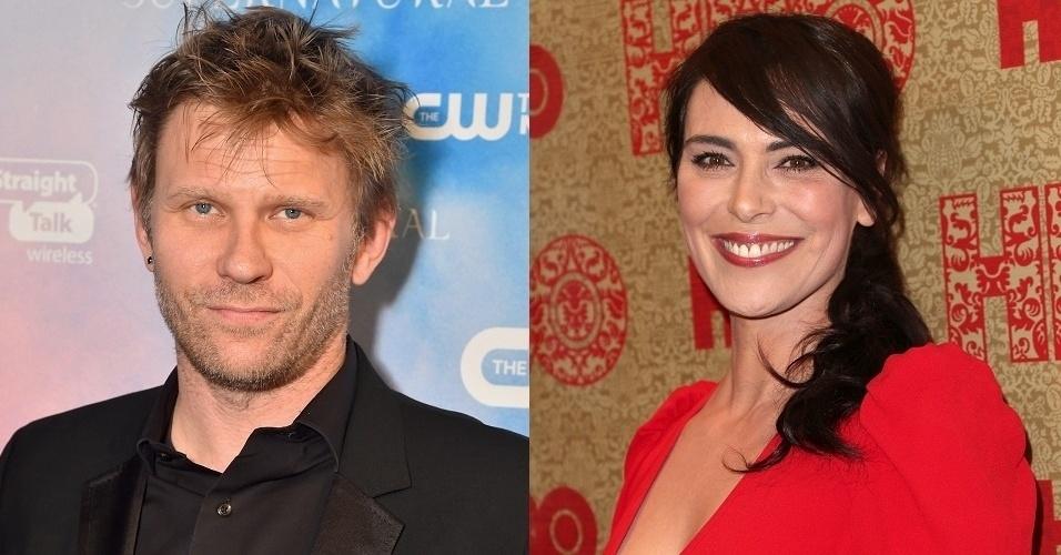 """Mark Pellegrino e Michelle Forbes estão no elenco da série """"The Returned"""", remake americano de """"Les Revenants"""""""