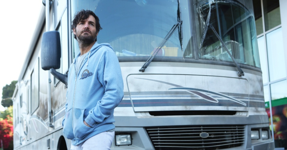 """Phil Miller (Will Forte) na série """"Last Man on Earth"""""""