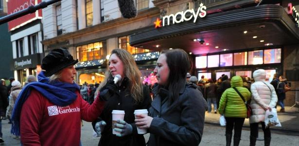 """Macy""""s deve fechar 14 lojas nos EUA - Getty Images"""