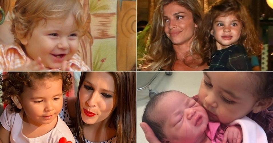 Veja os ex-bbbs que foram pai e mãe após o reality