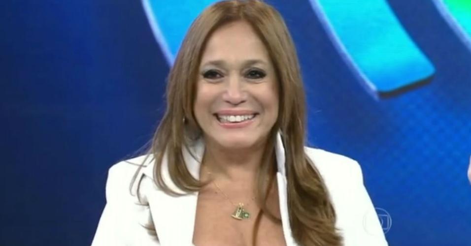 11.jan.2015 - Susana Vieira fala sobre carreira no