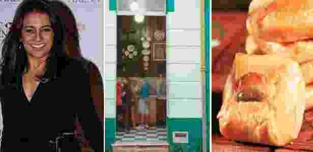 Dira Paes e indicações em Belém - Manuela Scarpa/Photo Rio News / Reprodução Facebook Portinha - Manuela Scarpa/Photo Rio News / Reprodução Facebook Portinha
