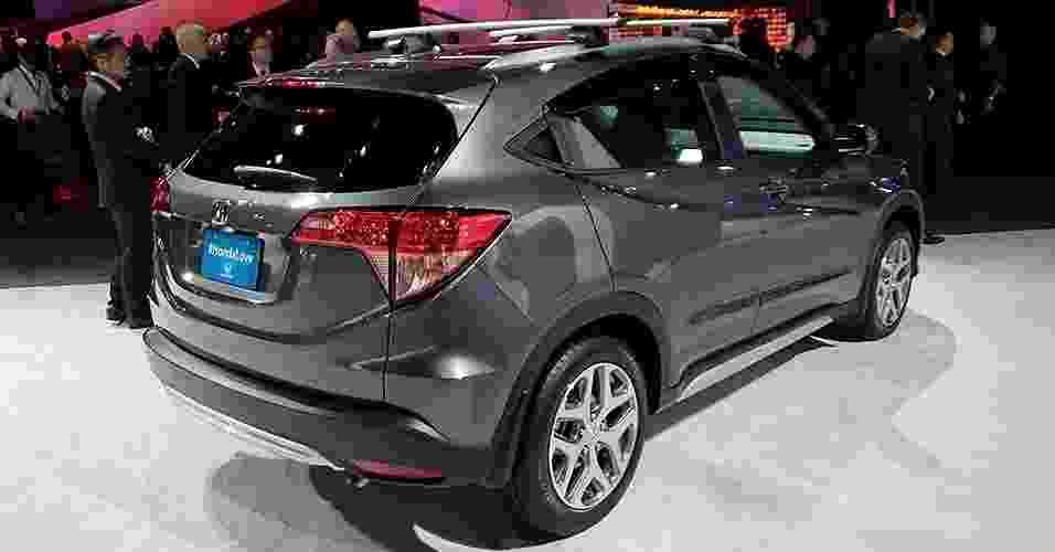 Honda HR-V no Salão de Detroit 2015 - Eugênio Augusto Brito/UOL
