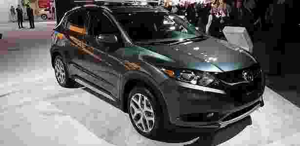 4. Honda HR-V - Eugênio Augusto Brito/UOL - Eugênio Augusto Brito/UOL
