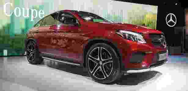 Mercedes-Benz GLE 450 Coupe - Mark Blinch/Reuters - Mark Blinch/Reuters