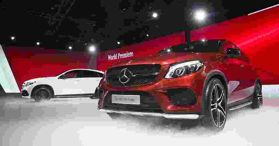 Mercedes-Benz GLE 450 Coupe - Mark Blinch/Reuters