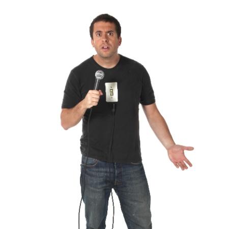 """O comediante Mauricio Meirelles continua no """"CQC"""" após todo elenco mudar - Divulgação"""