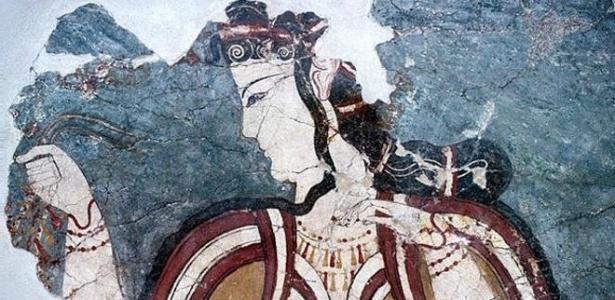 Os padrões de beleza da Grécia Antiga - Reprodução/BBC
