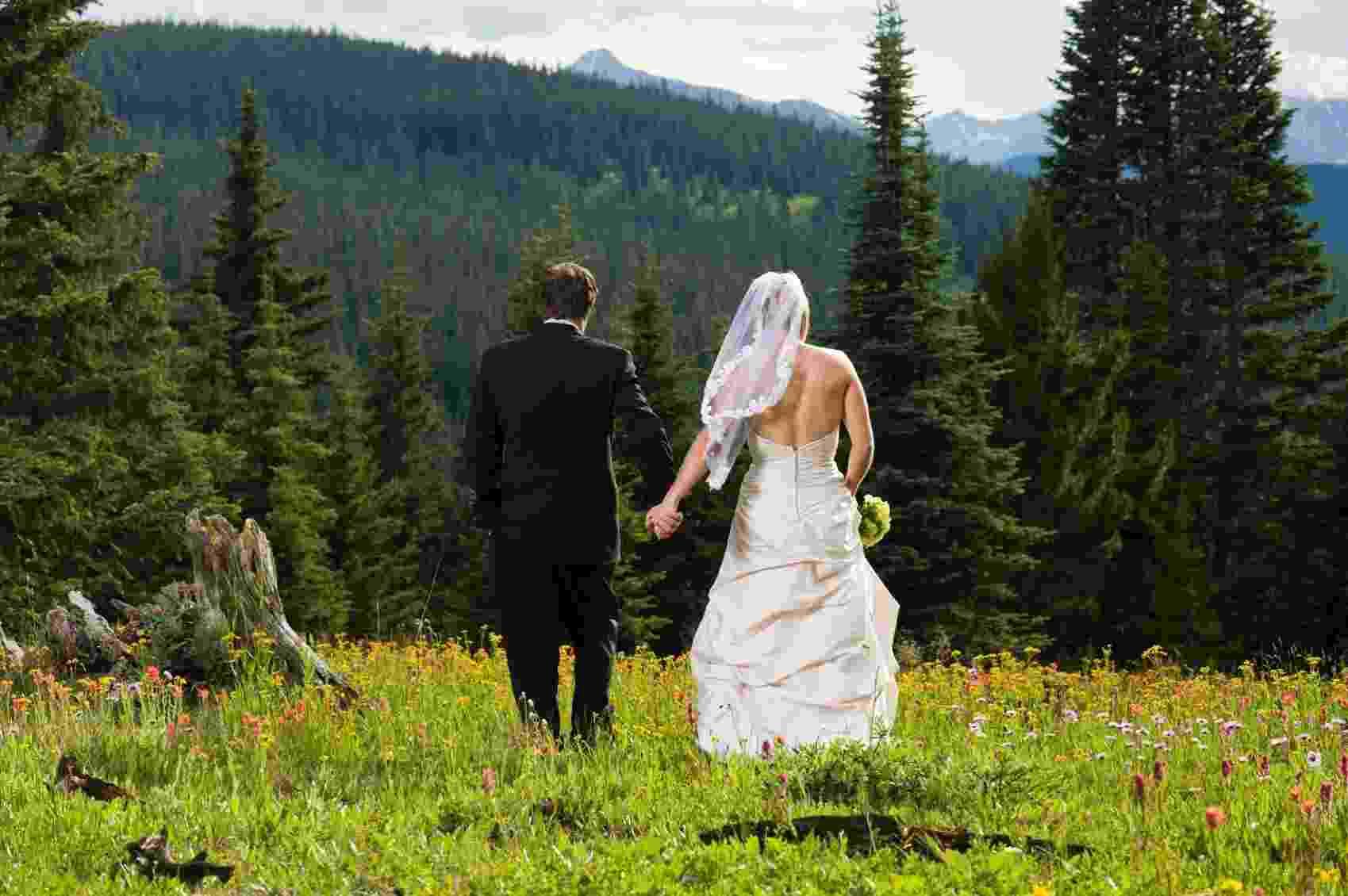 Abre matéria casamento - Getty Images