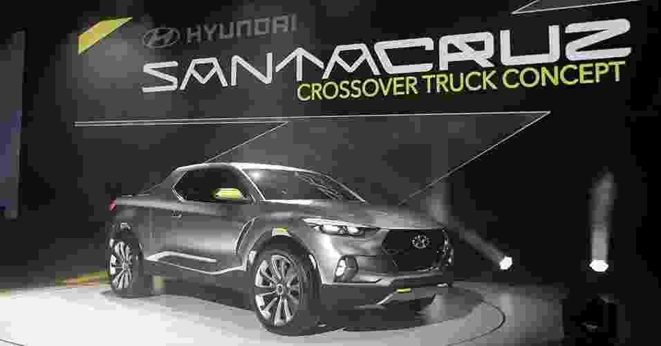 Hyundai Santa Cruz - Reuters/Rebecca Cook