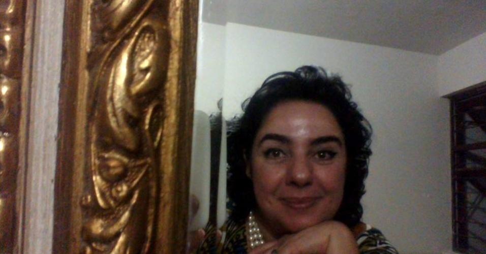 "Mariza Moreira, de 51 anos, é a participante mais velha do ""BBB15"""