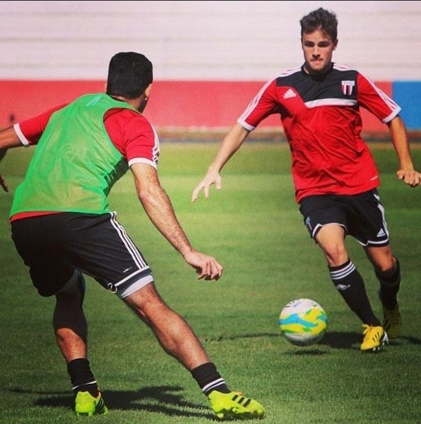 Nascido em Canela, Rafael é ex-jogador de futebol