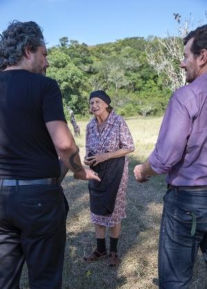 Laura Cardoso vive a misteriosa mãe de Maurílio