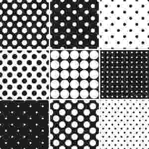 poá (polka dot; petit pois) - Getty Images