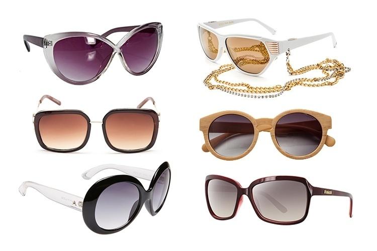 ee4be75f2 Fotos: Veja óculos de sol até R$ 200 para usar na praia sem medo de ...